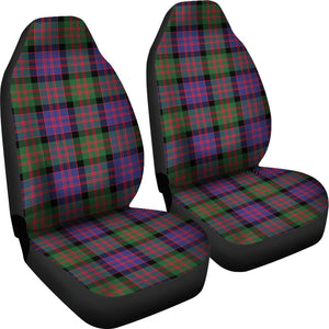 Clan MacDonald Tartan Car Seat Covers