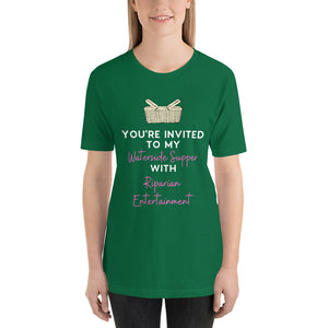 You're Invited To My Waterside Supper T-Shirt