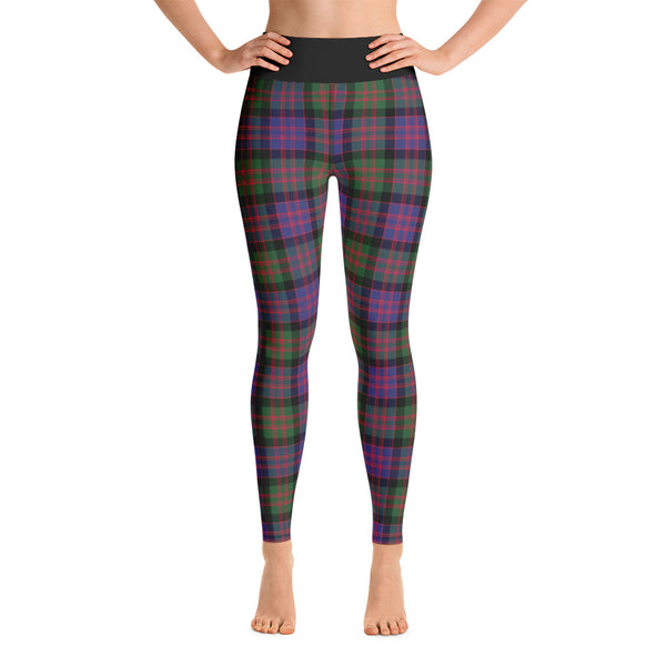 Clan MacDonald Tartan Women's Leggings