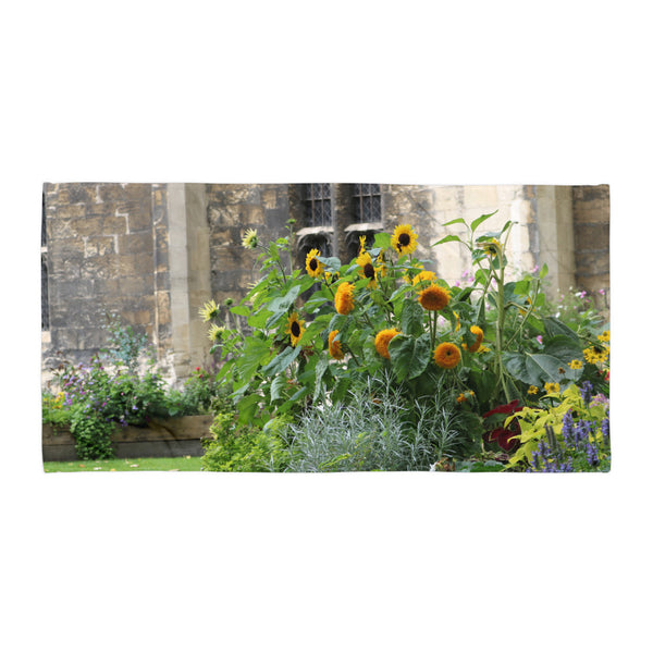 York Garden Towel