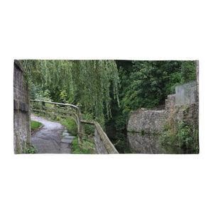 Skipton Canal Towel