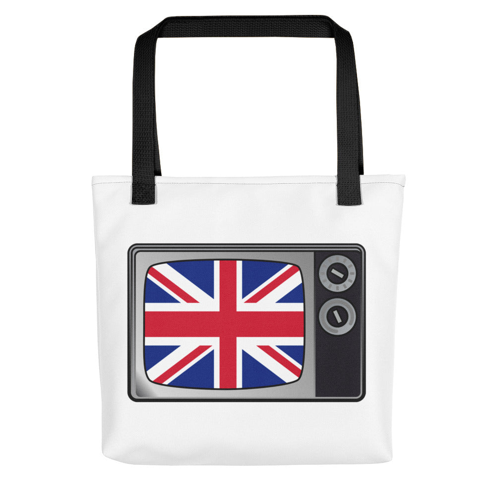 British TV Tote Bag