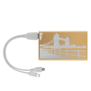 London Tower Bridge Phone Power Bank / Backup Charger