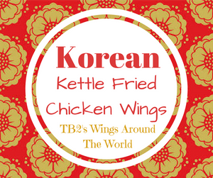 Korean Kettle Fried Chicken