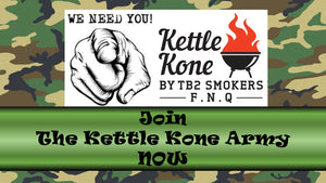 Join the Kettle Kone Army NOW