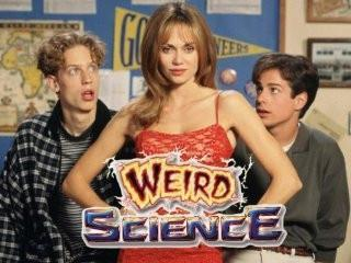 Weird Science complete series dvd Science Fiction