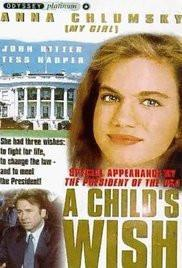 A Childs Wish lifetime movie dvd