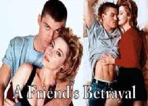 A Friends Betrayal dvd   movie