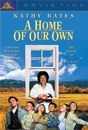 A Home of Our Own movie dvd