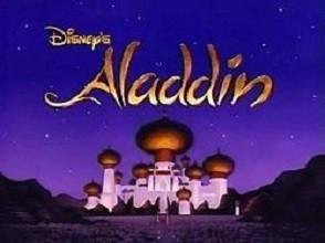 Aladdin complete series dvd Walt Disney Television Animation Series