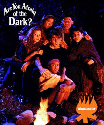 Are You Afraid of the Dark complete series dvd