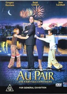 Au Pair II The Fairy Tale Continues movie dvd