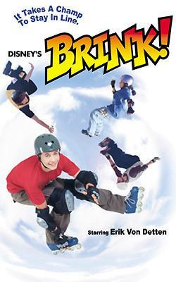 Brink dvd Disney movie