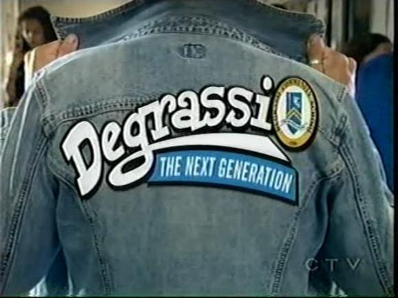 Degrassi The Next Generation TV series season 1-8