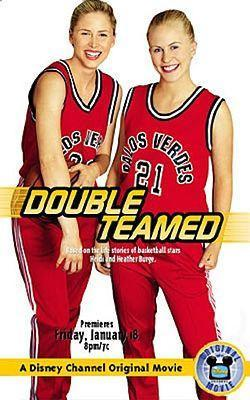 Double Teamed dvd Disney movie