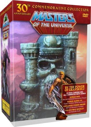 He Man and the Masters of the Universe complete series dvd