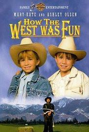 How the West Was Fun mary kate and ashley movie dvd