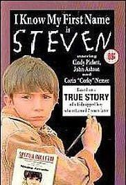I Know My First Name Is Steven lifetime movie dvd