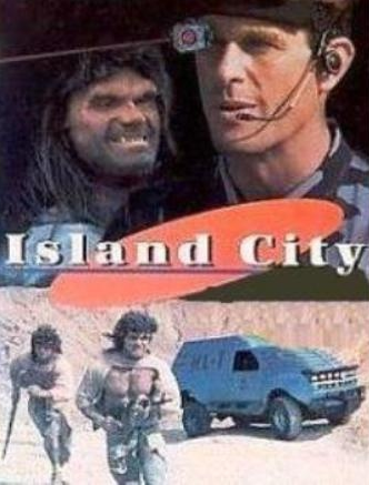 Island City movie dvd Sci Fi