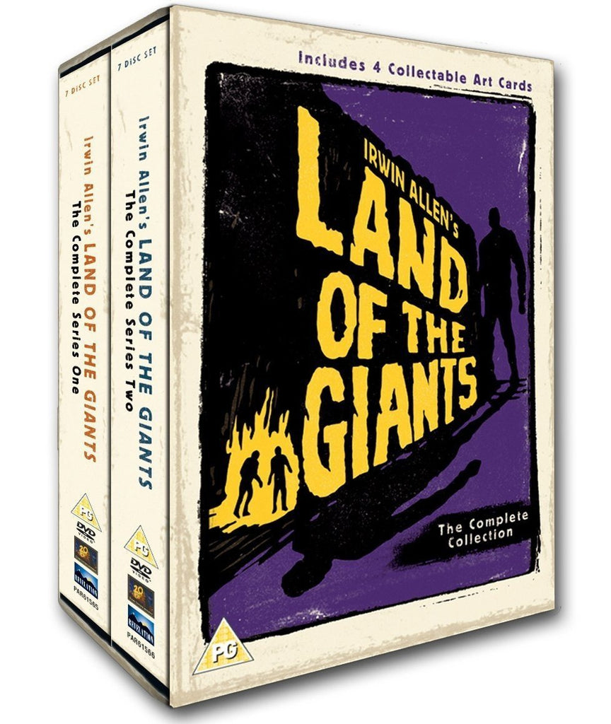 Land of the Giants complete series