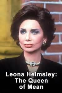 Leona Helmsley The Queen Of Mean lifetime movie dvd