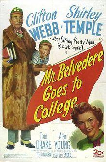 Mr Belvedere Goes to College