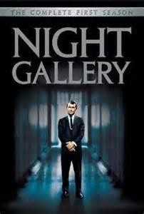 Night Gallery complete series dvd