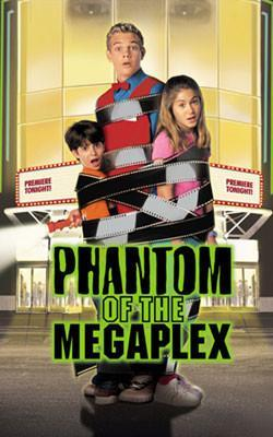 Phantom of the Megaplex dvd Disney movie
