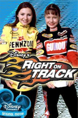 Right on Track dvd movie