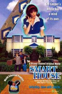 Smart House dvd Disney movie
