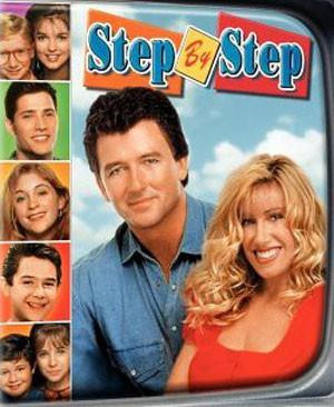 Step by Step season 1-7 complete series dvd