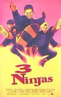 3 Ninjas movie dvd