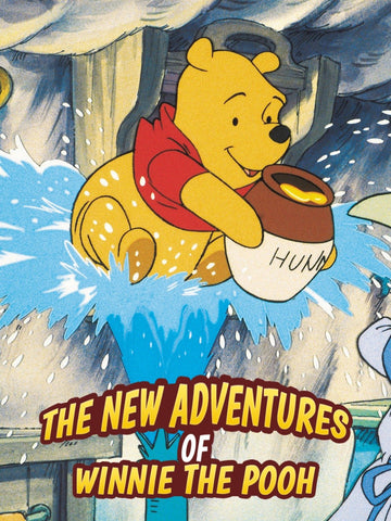 The New Adventures of Winnie the Pooh complete series dvd