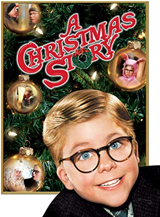 A Christmas Story movie dvd
