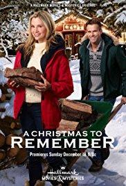 A Christmas To Remember movie dvd