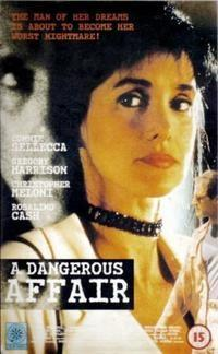 A Dangerous Affair movie dvd