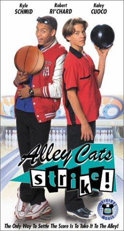 Alley Cats Strike movie dvd Disney