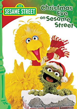 Christmas Eve On Sesame Street dvd movie