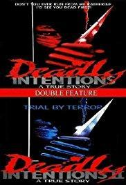 Deadly Intentions lifetime movie dvd