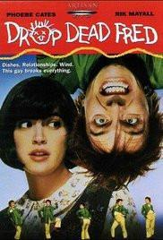 Drop Dead Fred dvd movie