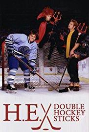 H-E Double Hockey Sticks dvd Disney movie