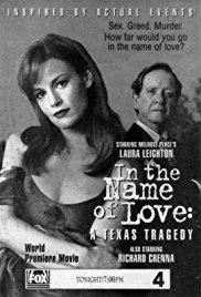 In the Name of Love A Texas Tragedy lifetime movie dvd