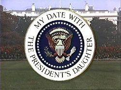 My Date with the Presidents Daughter movie dvd Disney television film