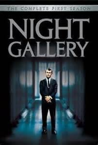 Night Gallery complete series dvd Science Fiction