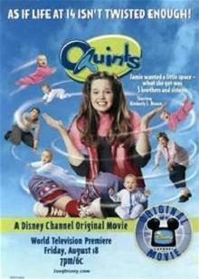 Quints dvd Disney movie