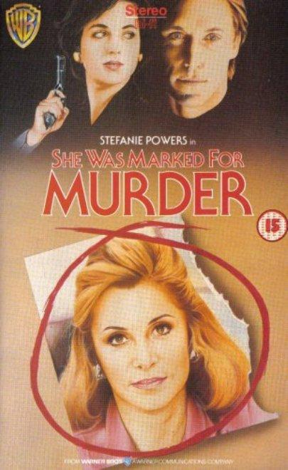 She Was Marked for Murder movie dvd
