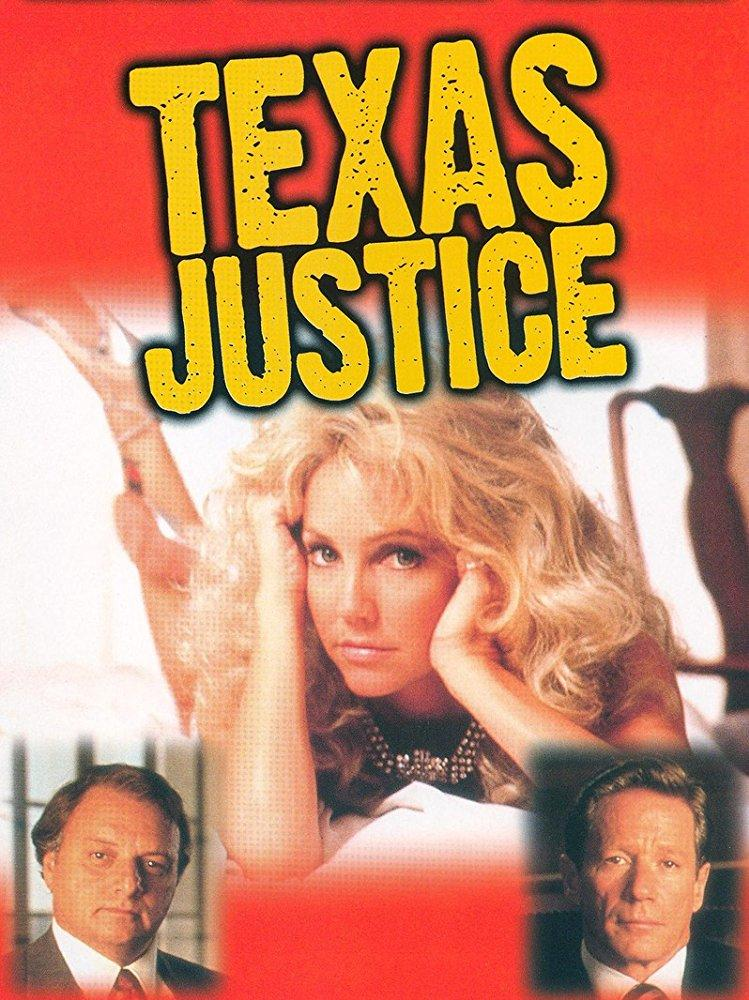 Texas Justice movie dvd