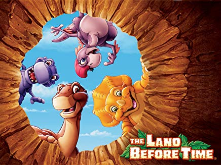 The Land Before Time complete series dvd