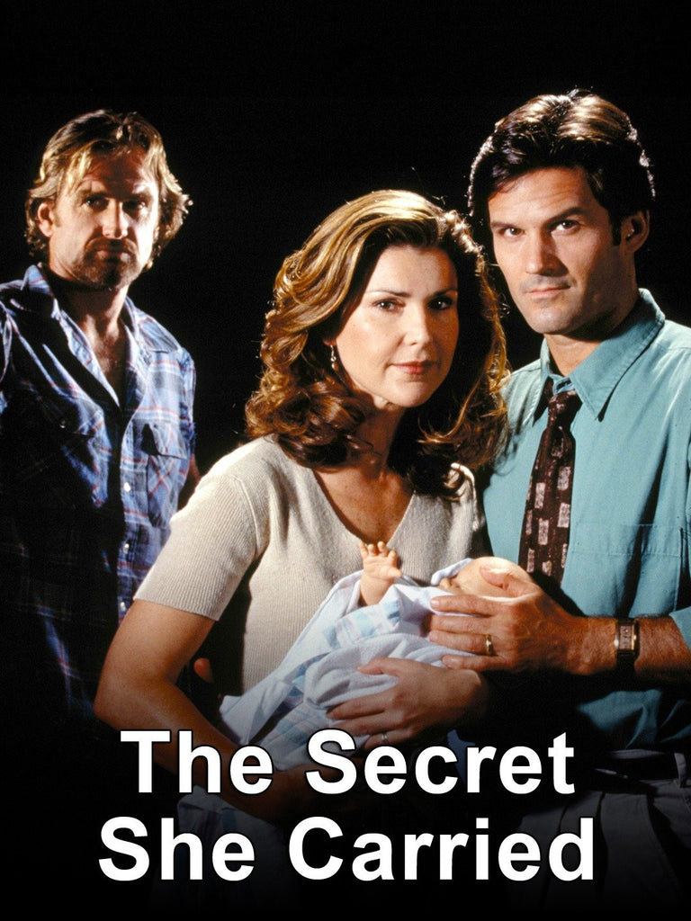 The Secret She Carried lifetime movie dvd