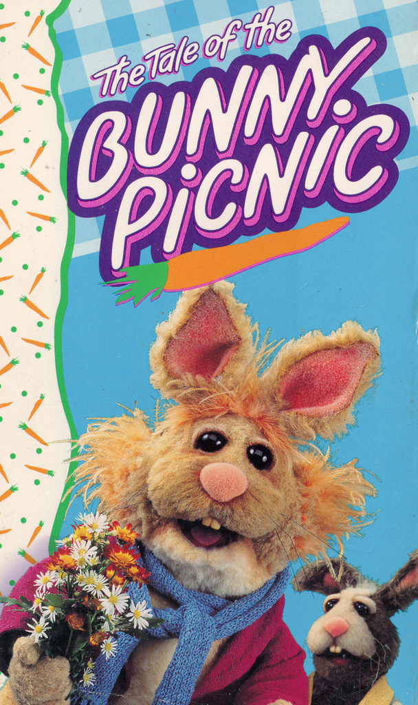 The Tale of the Bunny Picnic movie dvd